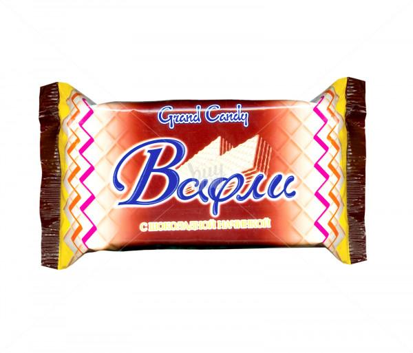 Վաֆլի «Շոկոլադե» Grand Candy