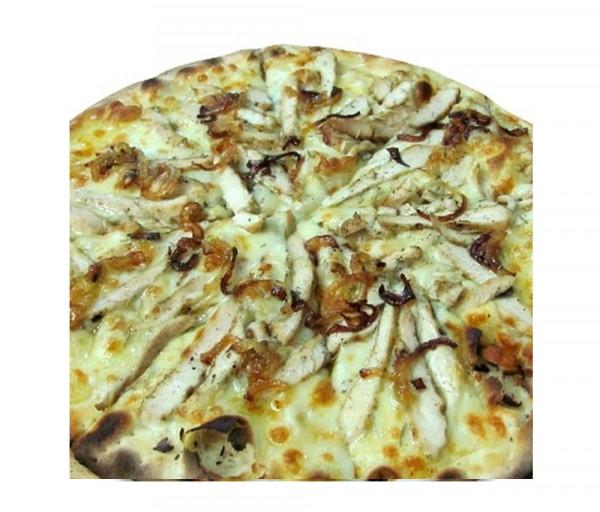 Պիցցա հավով և ռոզմարինով Լա Քուչինա
