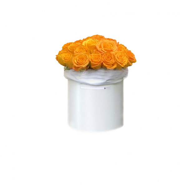 Ծաղկեփունջ «Marrone» My Rose