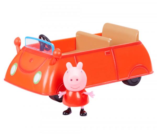 Peppa Pig խաղալիքների հավաքածու՝ Խոզուկ Պեպպայի մեքենան 530270EL