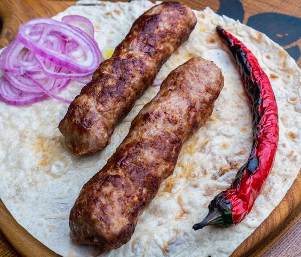 Գառան քեբաբ Յասաման ռեստորան