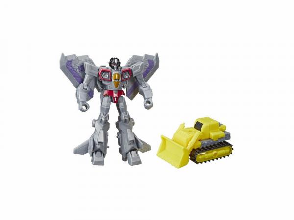 Hasbro Հերոսի Արձանիկ Transformers CYBERVERSE SPARK ARMOR «STARSCREAM»