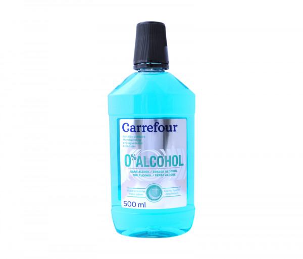 Քարֆուր Բերանի խոռոչի ողողման հեղուկ (0% Ալկոհոլ) 500մլ