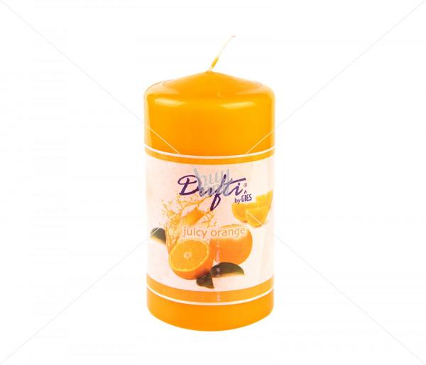 Բուրավետ մոմ «Juicy Orange» GIES