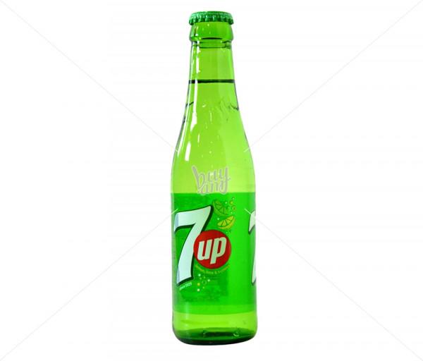 Զովացուցիչ ըմպելիք «7up» 0.25լ