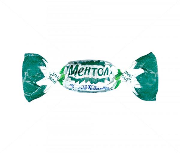 Սառնաշաքարային կարամել «Մենթոլ» Grand Candy