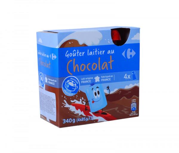 Քարֆուր Դեսերտ Կրեմ Շոկոլադ 4x85գ