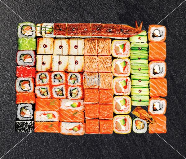 Ռոնին սեթ AKO Sushi