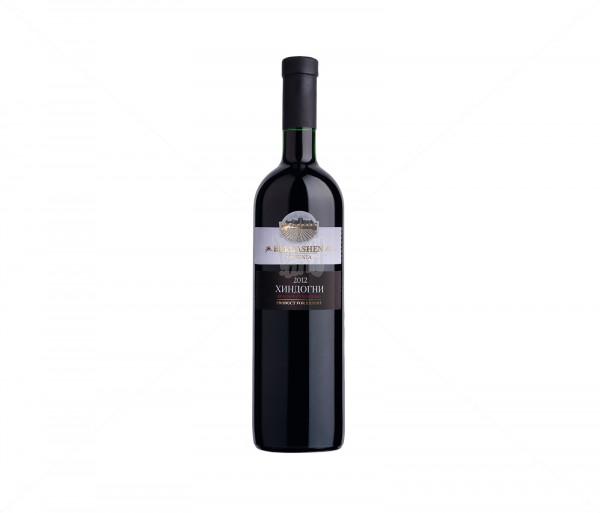 Գինի «Խնդողնի» կարմիր, չոր 750մլ