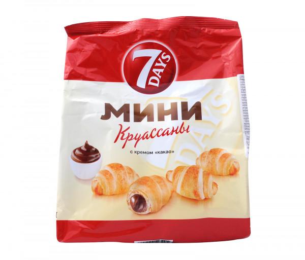 7 օր Մինի Կրուասան Կակաո 200գ