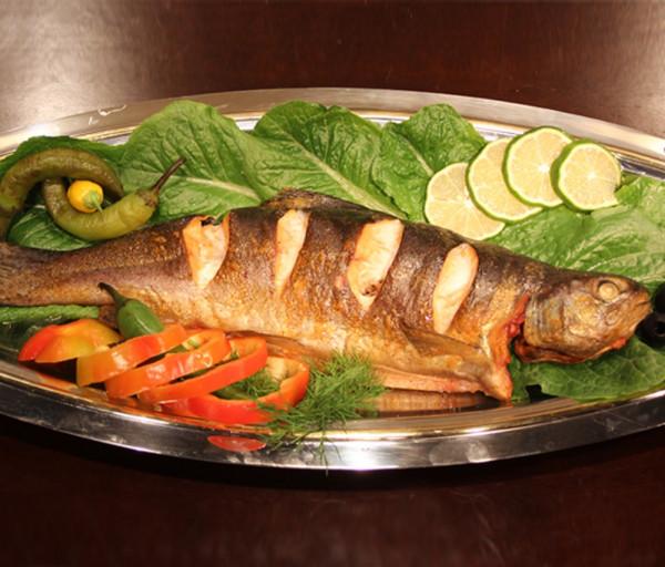 Իշխանի խորոված (թոնրի) 1կգ Ձուկ-Մուկ