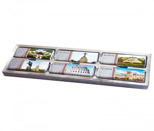 Շոկոլադե սալիկ «Երևան» Grand Candy