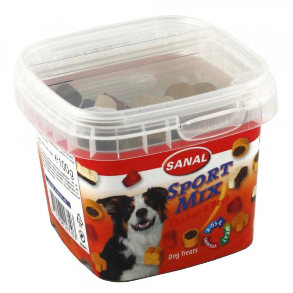 Հավելյալ կեր Sanal Sport Mix 100գ