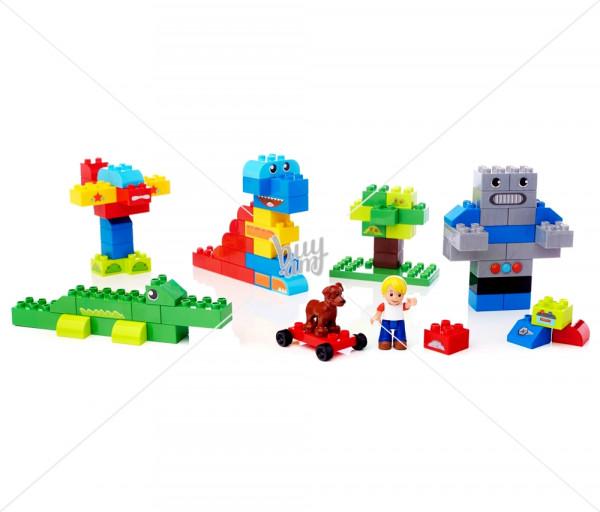 Մանկական կոնստրուկտորների հավաքածու «Կառուցիր պատմություն» Mega Bloks