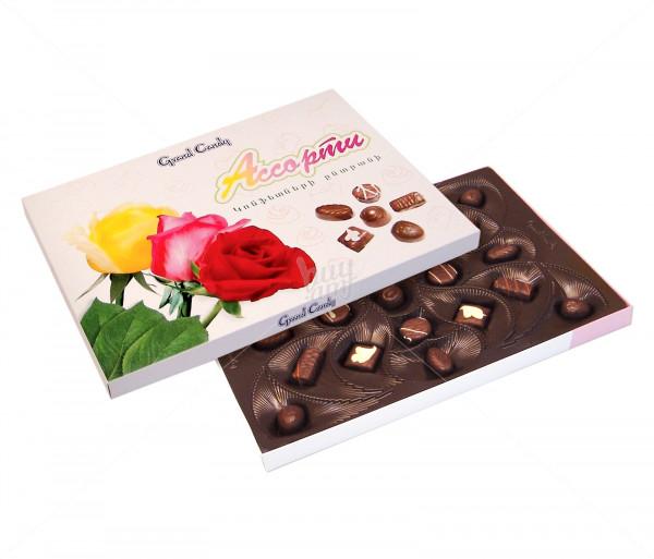 Կոնֆետների ընտրանի «Ասորտի» Grand Candy