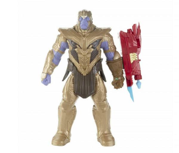 "Hasbro Հերոսի Արձանիկ TITAN HERO AVENGERS ""THANOS"""