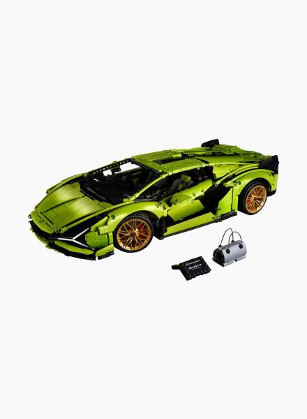 Կառուցողական խաղ Technic «Lamborghini Sián Fkp 37»