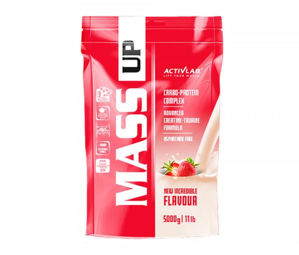 Mass UP 5000g Strawberry