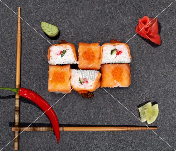 Շառմ ռոլլ AKO Sushi