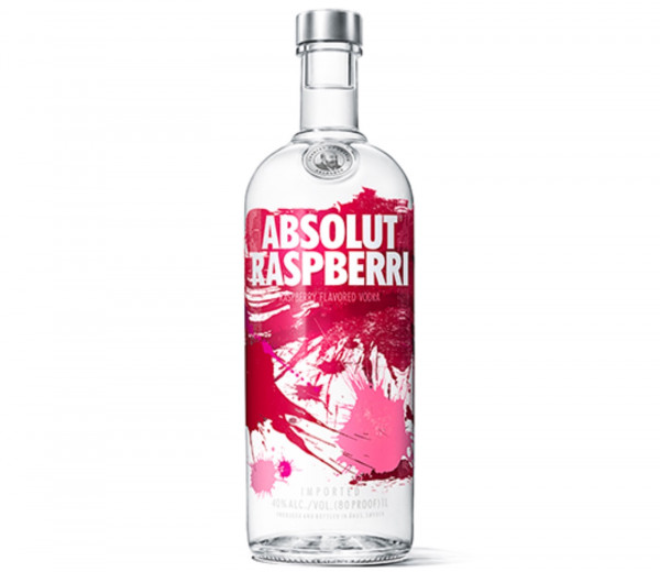 Vodka Absolut Raspberry 0.7l