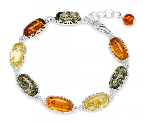 Silver bracelet SB133