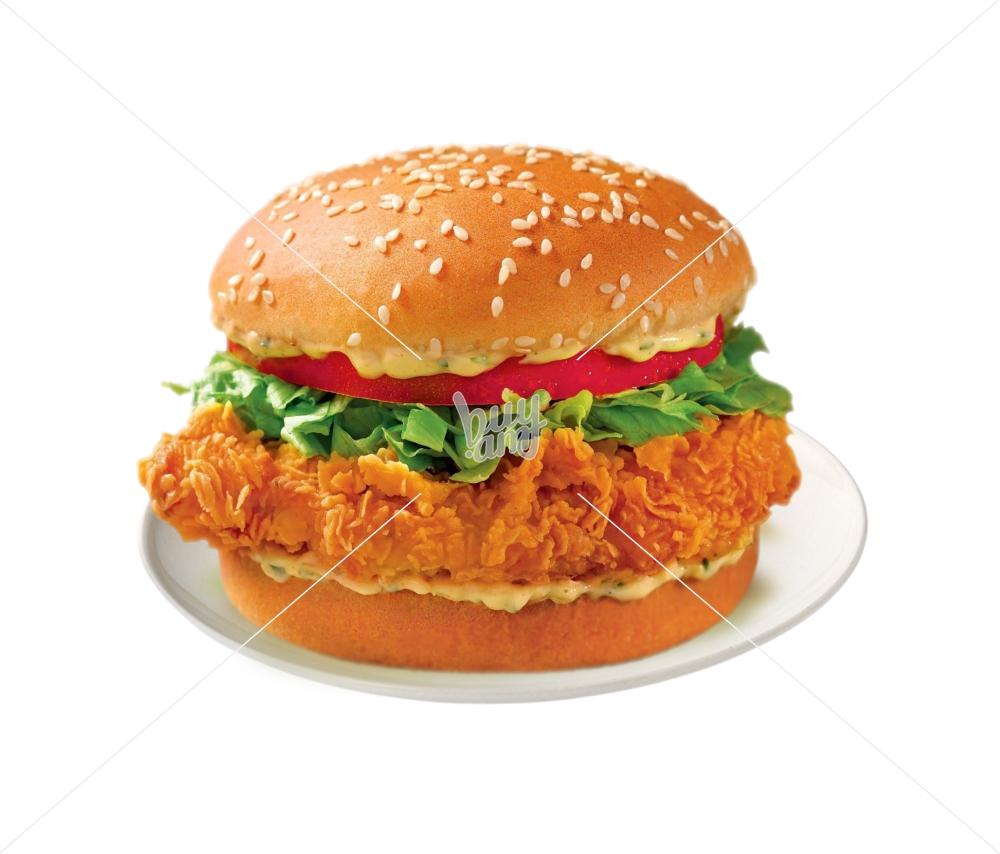 Dumpling Soup Woolworths Languageen: Chicken Fillet Burger Pit Stop Burger