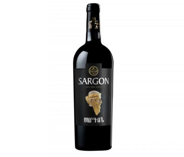 Սարգոն Կարմիր անապակ գինի 0.75լ