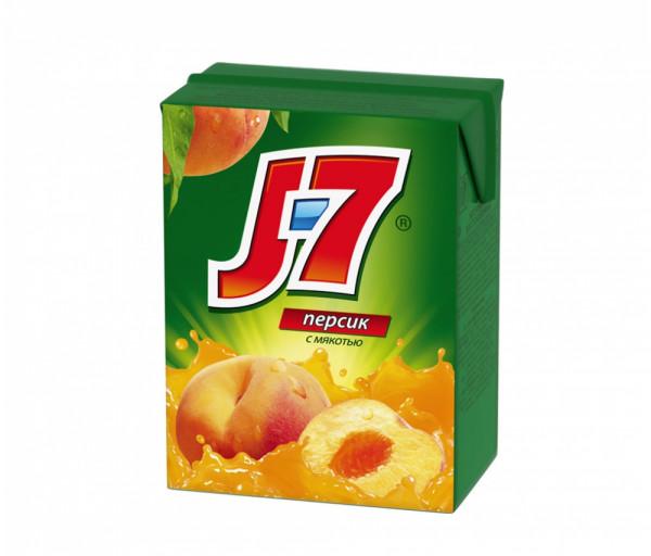 Բնական հյութ «J7» 0.2լ