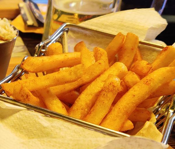 Կարտոֆիլ ֆրի EVN Diner