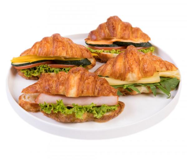 Կրուասան-սենդվիչներ (4 հատ) Local's by Baguettes