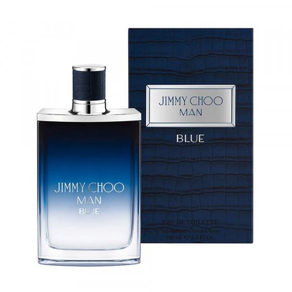 Տղամարդու օծանելիք Jimmy Choo Blue Eau De Toilette 100 մլ