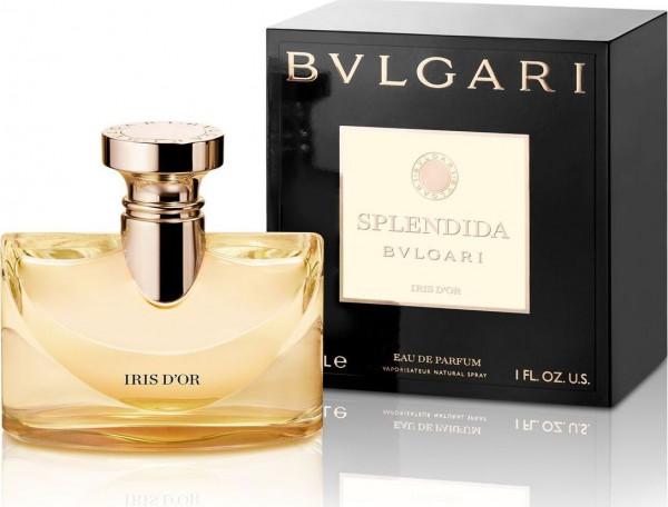 Կանացի օծանելիք Bvlgari Splendida Iris D'Or Eau De Parfum 100 մլ