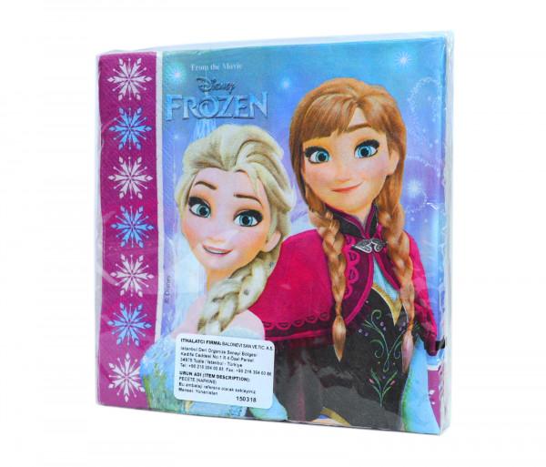 Անձեռոցիկներ «Frozen» (20 հատ)