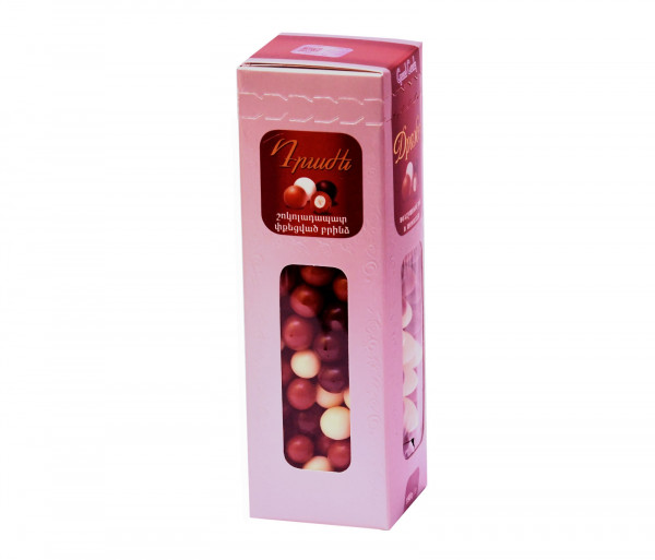 Շոկոլադապատ փքեցված բրինձ «Դրաժե» 190գ Grand Candy