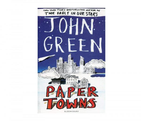 John Green Paper Towns Bookinist