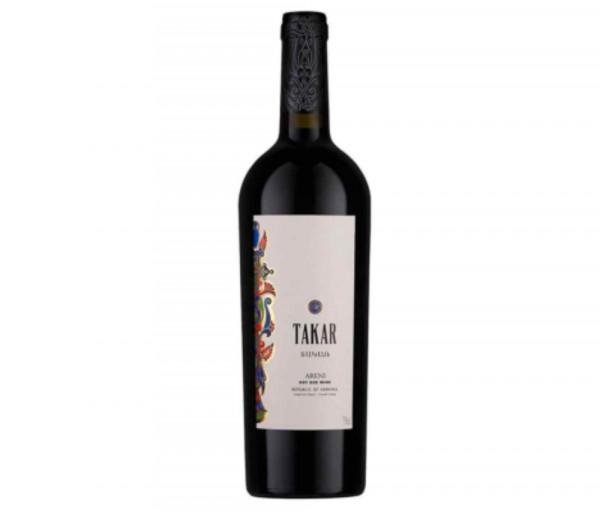 Գինի Տակառ Կարմիր, անապակ 0.75լ