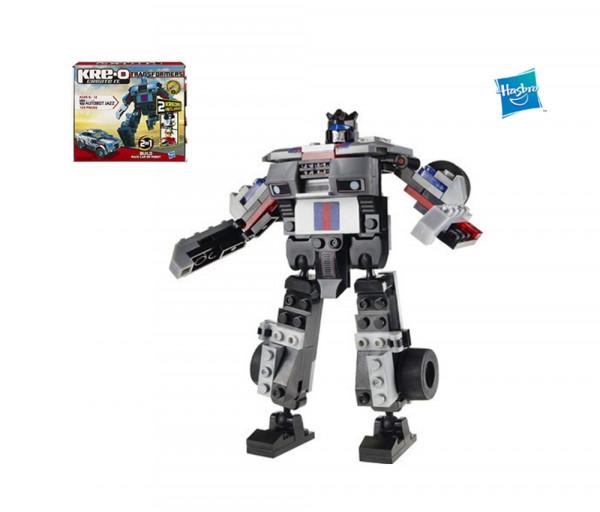 Կոնստրուկտոր «Ավտոբոտ Ջազզ Տրանսֆորմեր» Mankan Toys
