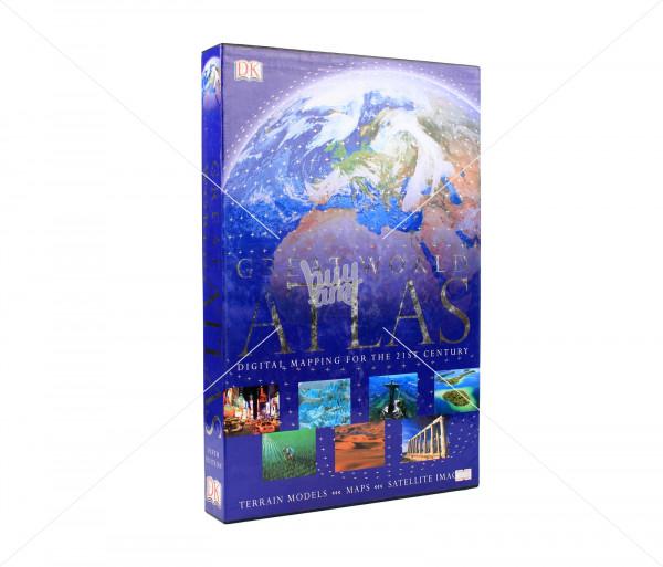 Գիրք «Great world atlas» Նոյյան Տապան