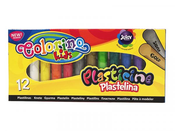 Ծեփամածիկի հավաքածու Colorino Kids 42679PTR 12 գույն