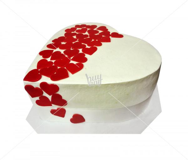 Տորթ «Սիրտ» Kalabok Cake