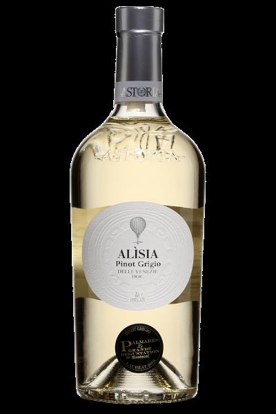 """Սպիտակ գինի ASTORIA """"Alisa"""" Pinot Grigio 2019 0.75 լ"""
