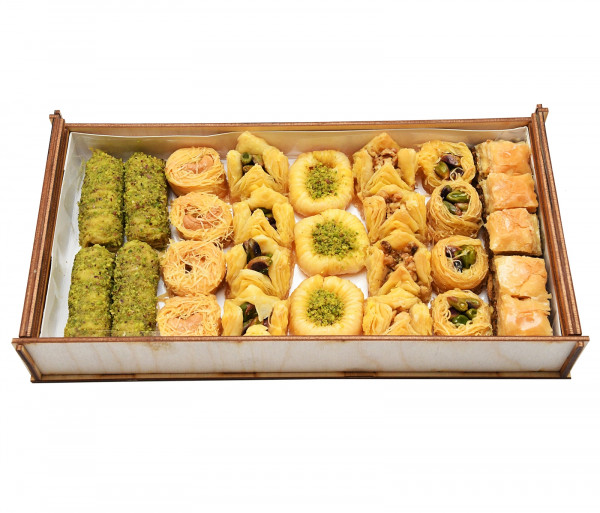 Արևելյան քաղցրավենիք «Փալմիրա» 400գ