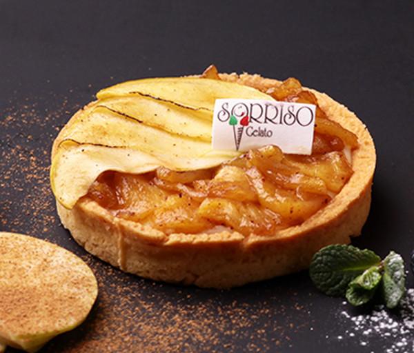 Կարամելացված խնձորով տարտ Սորրիզո