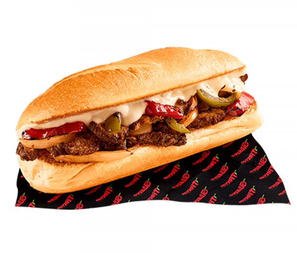 Տավարի մսով սենդվիչ «Չիզ» Տանթունի