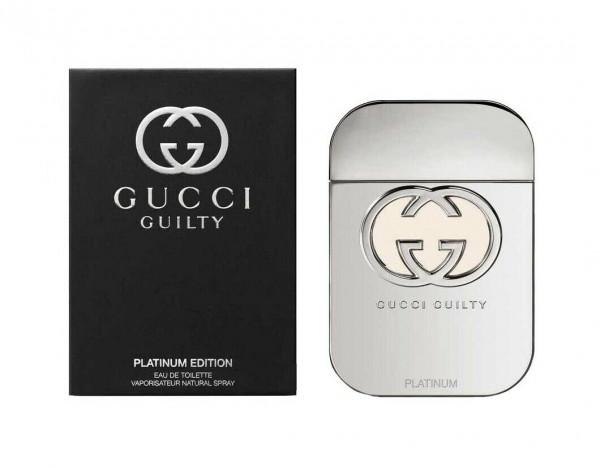 Կանացի օծանելիք Gucci Guilty Platinum Eau De Toilette 50 մլ