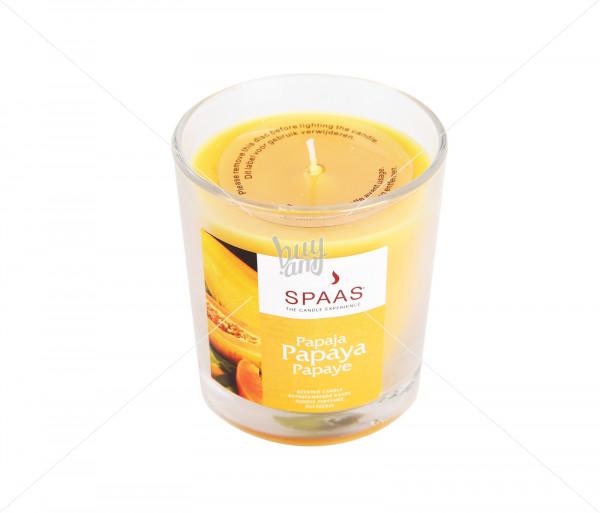 Բուրավետ մոմ «Papaya» SPAAS