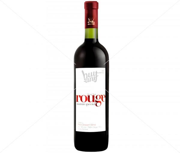 Խաղողի գինի «Ռուժ» կարմիր, կիսաաղանդերային Maran Winery