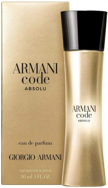 Կանացի օծանելիք Giorgio Armani Absolu Eau De Parfum 30 մլ