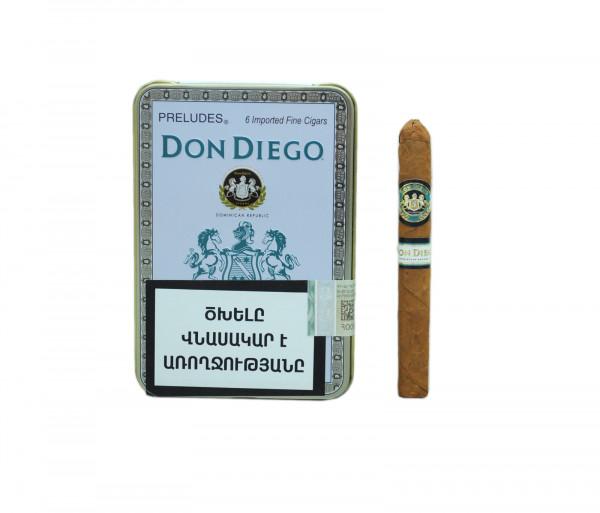 Սիգարելա Don Diego Prelude (1 հատ)