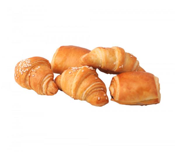 Mini Croissant Assorted X12